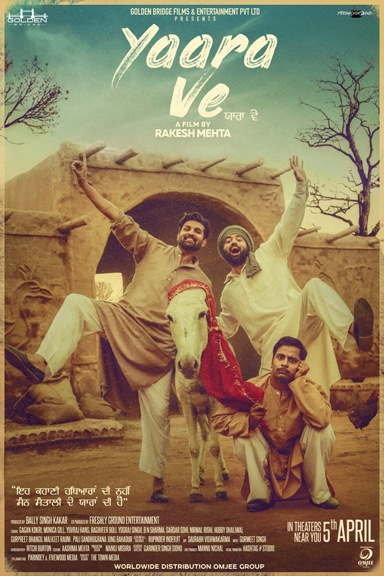 Yaara Ve new Punjabi Movie 2019 wins audience's hearts